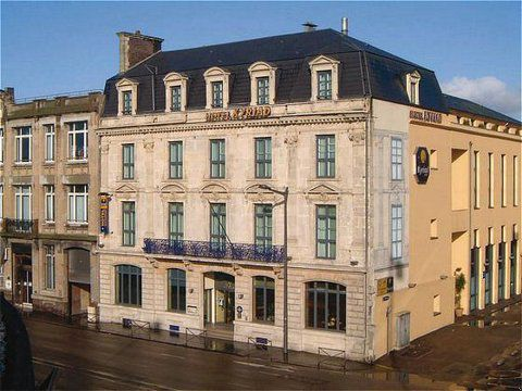 Hotel kyriad rouen centre for Hotels rouen